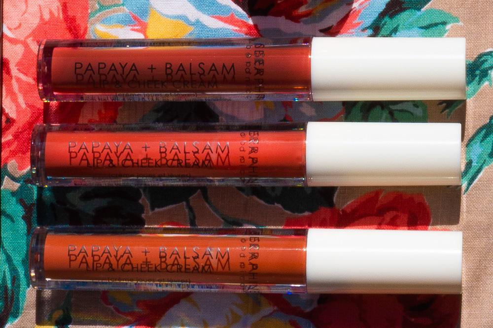 Seraphine Botanicals Lip + Cheek Cream