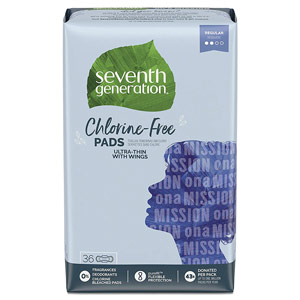 Seventh Generation Pads