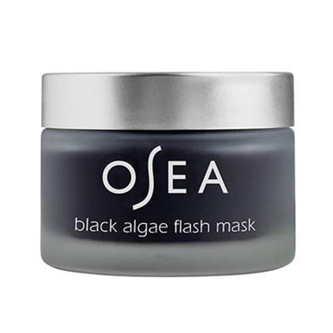 OSEA Skincare Black Algae Flash Mask Review