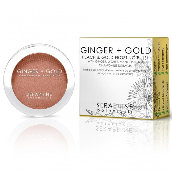 Seraphine Botanicals Ginger Gold Blush