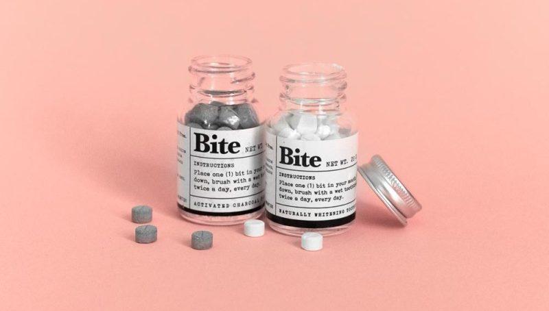 Bite Toothpaste Bits Options