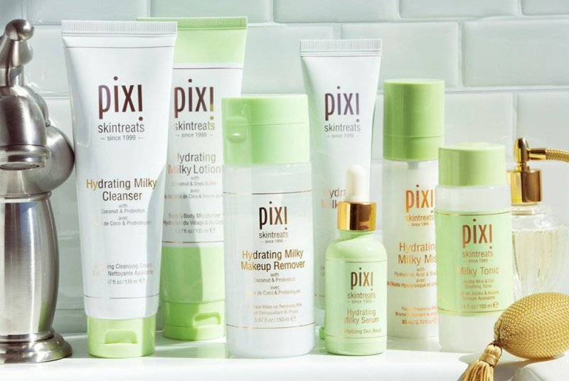 Pixi Hydrating Milky Collection