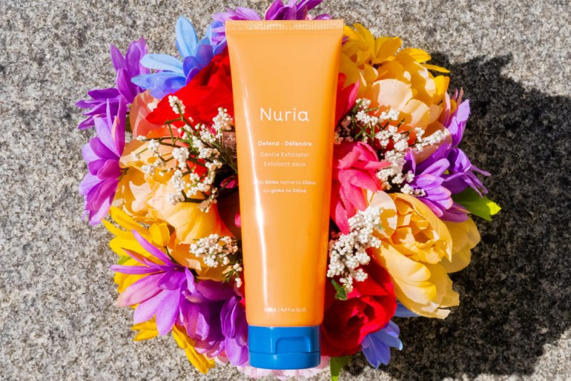 Nuria Beauty Defend Exfoliator 2