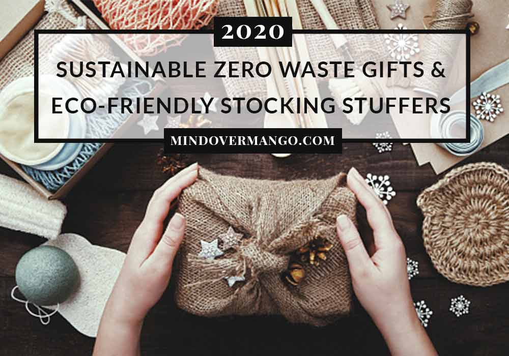 Sustainable Zero Waste Gift Guide