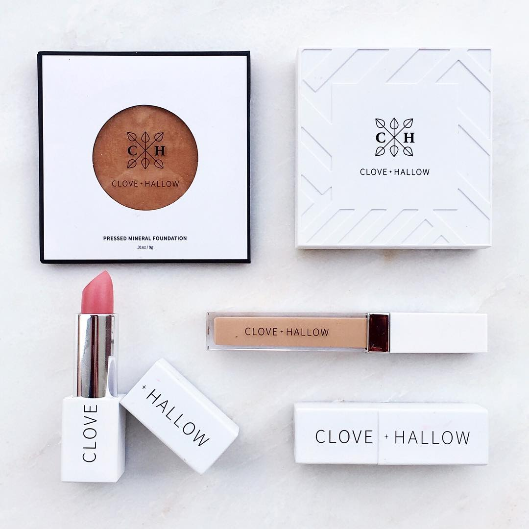 Shop Clove + Hallow Best Vegan Makeup Brands