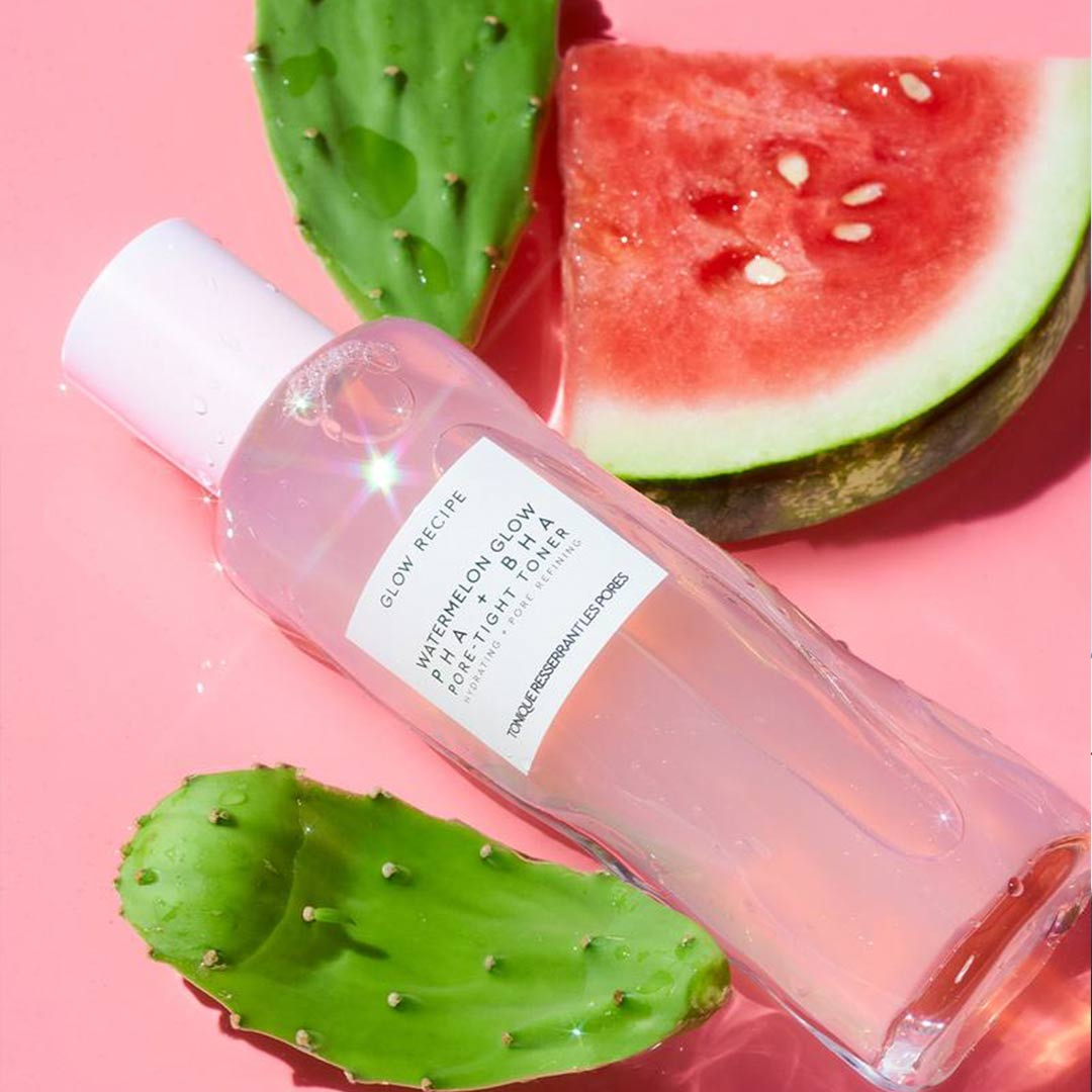 Glow Recipe Watermelon Pore Tight Toner Maskne Skincare
