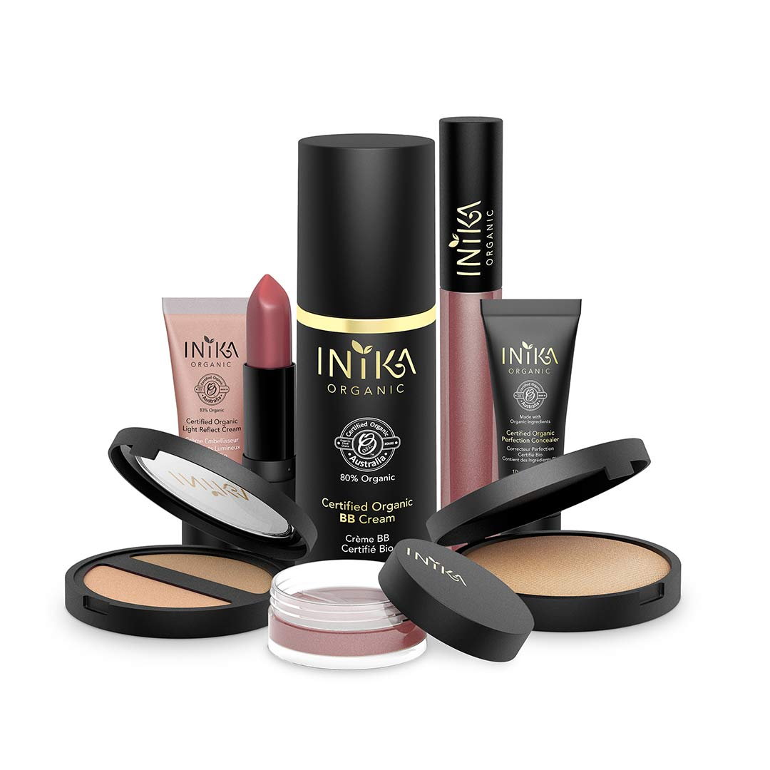 Shop INIKA Organic Cosmetics Best Vegan Makeup Brands