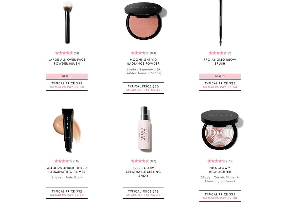 Is Beauty Pie Legit Product Cost Comparison Makeup