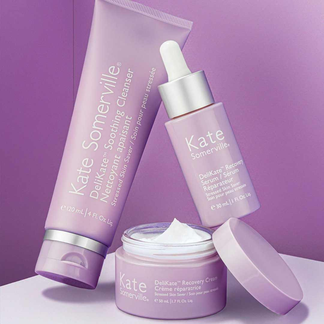 Kate Somerville DeliKate Recovery Collection