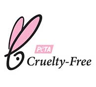 PETA Cruelty-Free Beauty Without Bunnies Certified