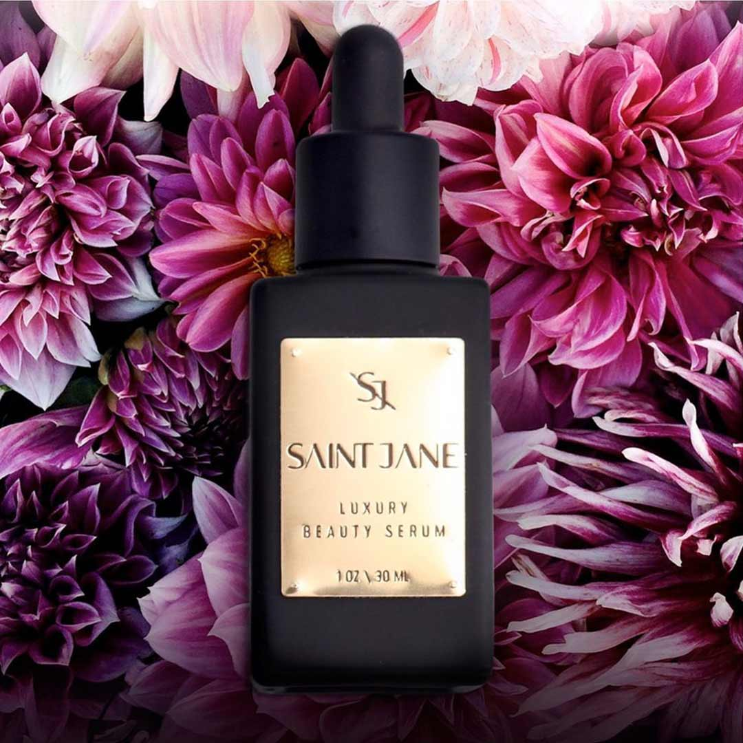 Saint Jane CBD Luxury Beauty Serum Maskne Skincare