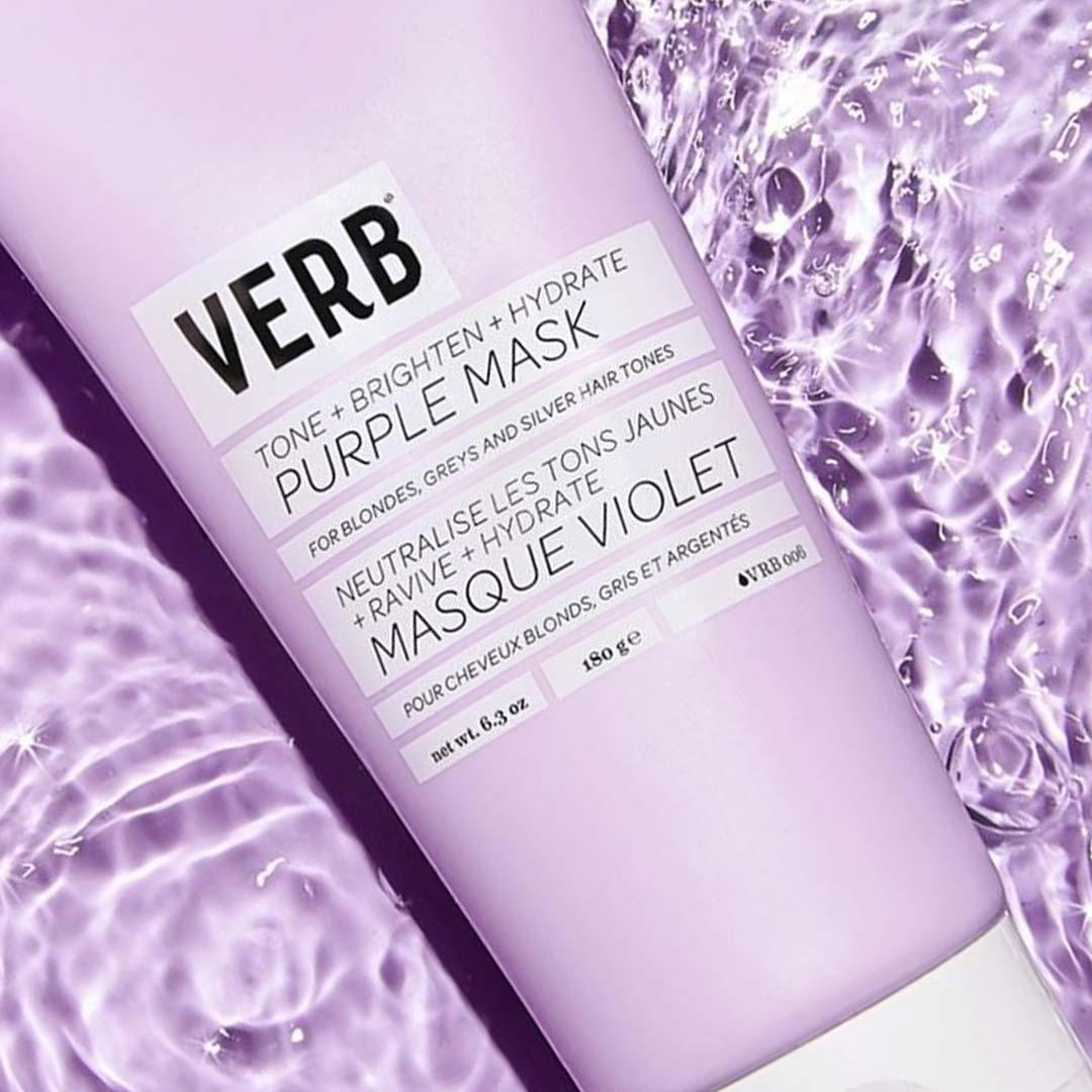 Verb Hair Purple Hair Mask