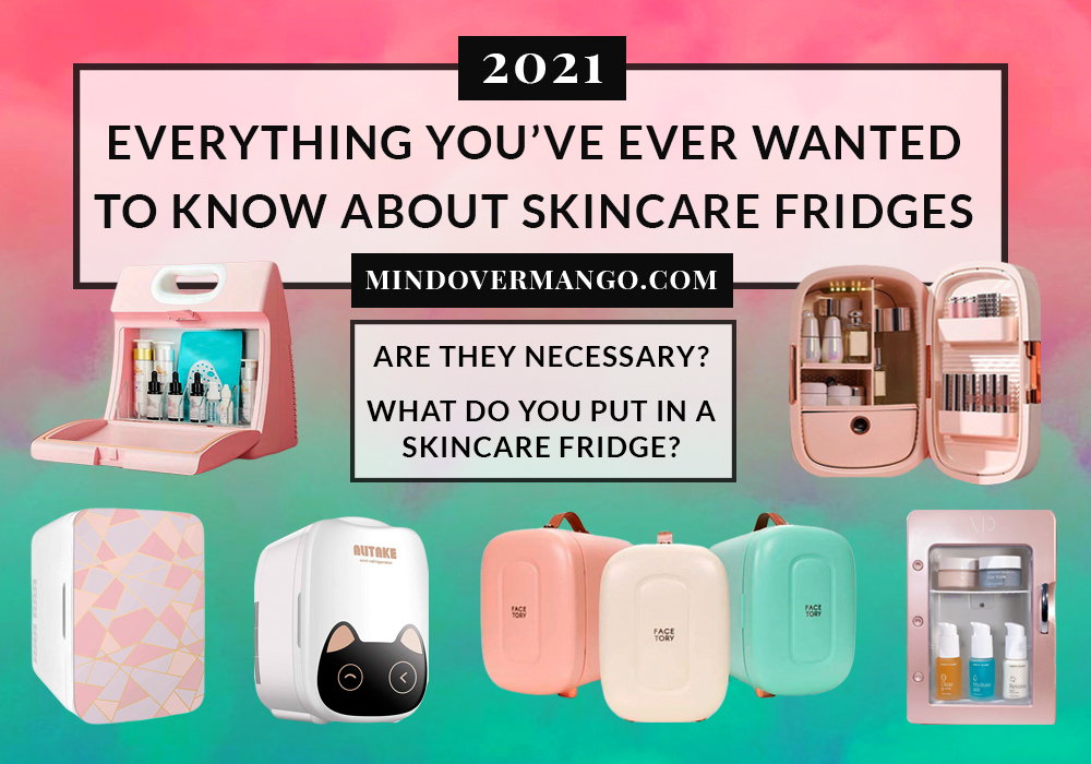 Best Skincare Fridges 2021