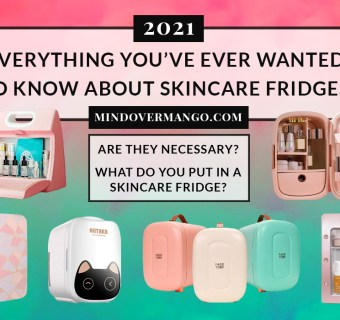 Are Skincare Fridges Necessary? These 16 Skincare Fridges Just Might Convince You