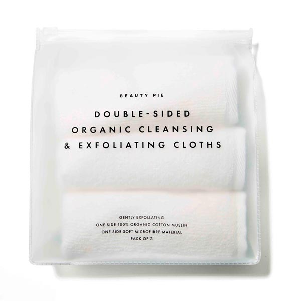 Beauty Pie Double-Sides Cleansing Cloths