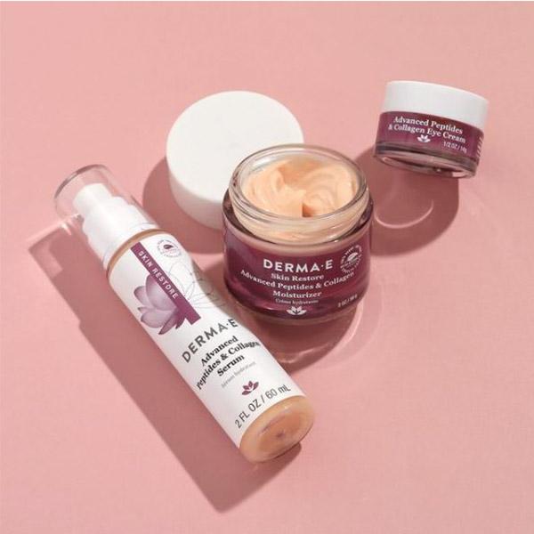 Dermae Advanced Peptides & Collagen Serum Cream Cruelty-Free Peptide Skincare