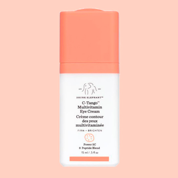 Drunk Elephant C-Tango Multivitamin Eye Cream Cruelty-Free Peptide Skincare