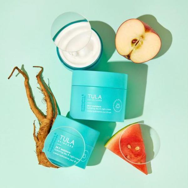 TULA Hydrating Day + Night Cream
