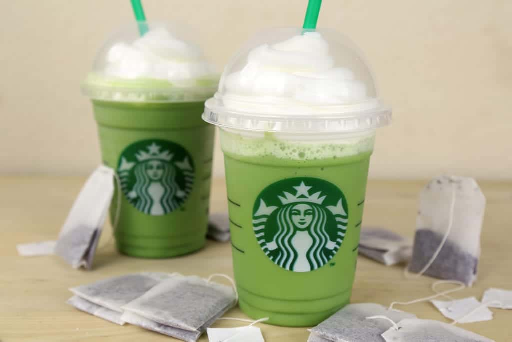 Green Tea Frappuccino  Mind Over Munch