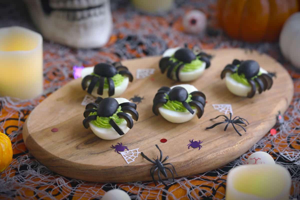 Eggs Deviled Recipe Green