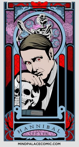 HANNIBAL CANDLE 1