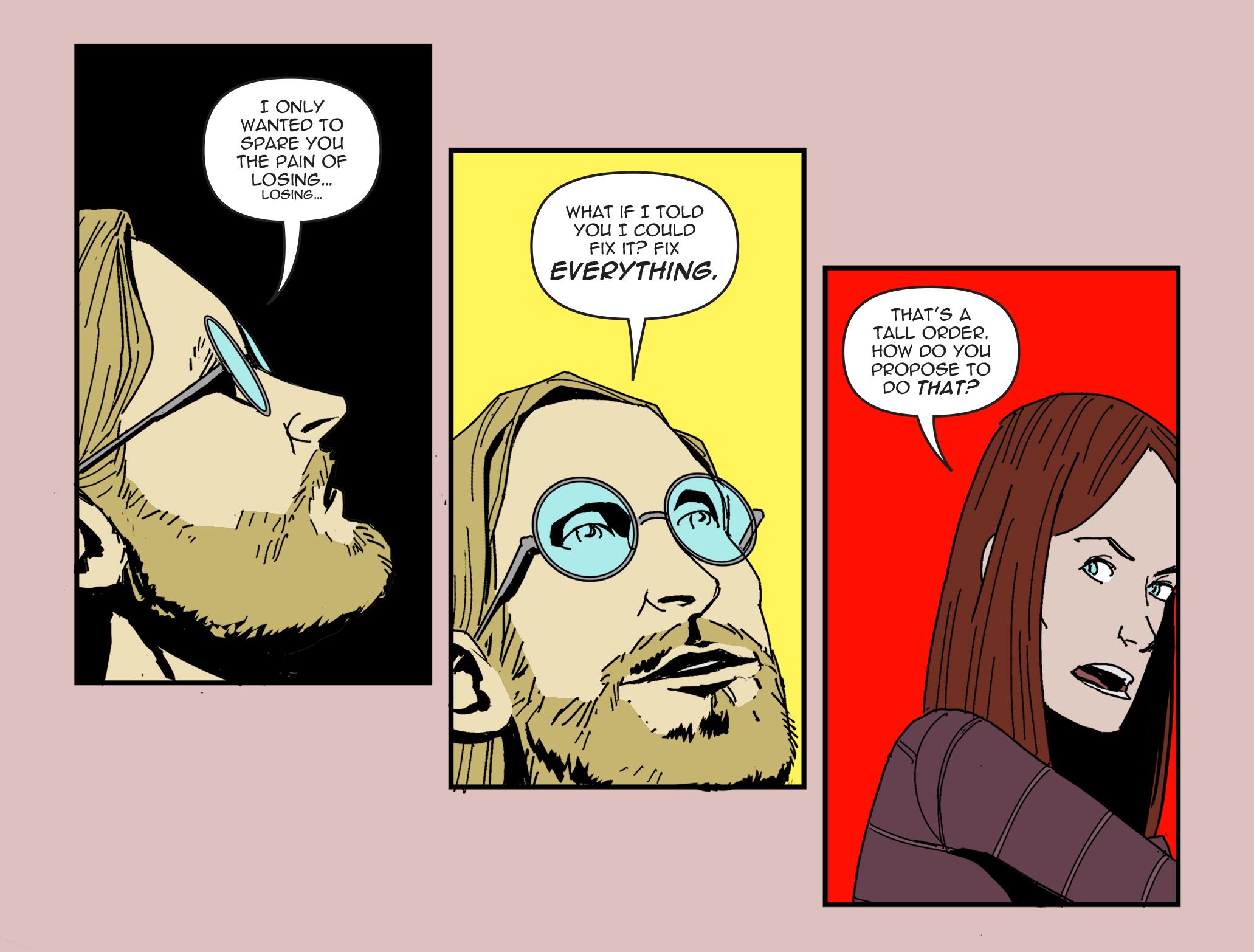 Atonement: Part Three