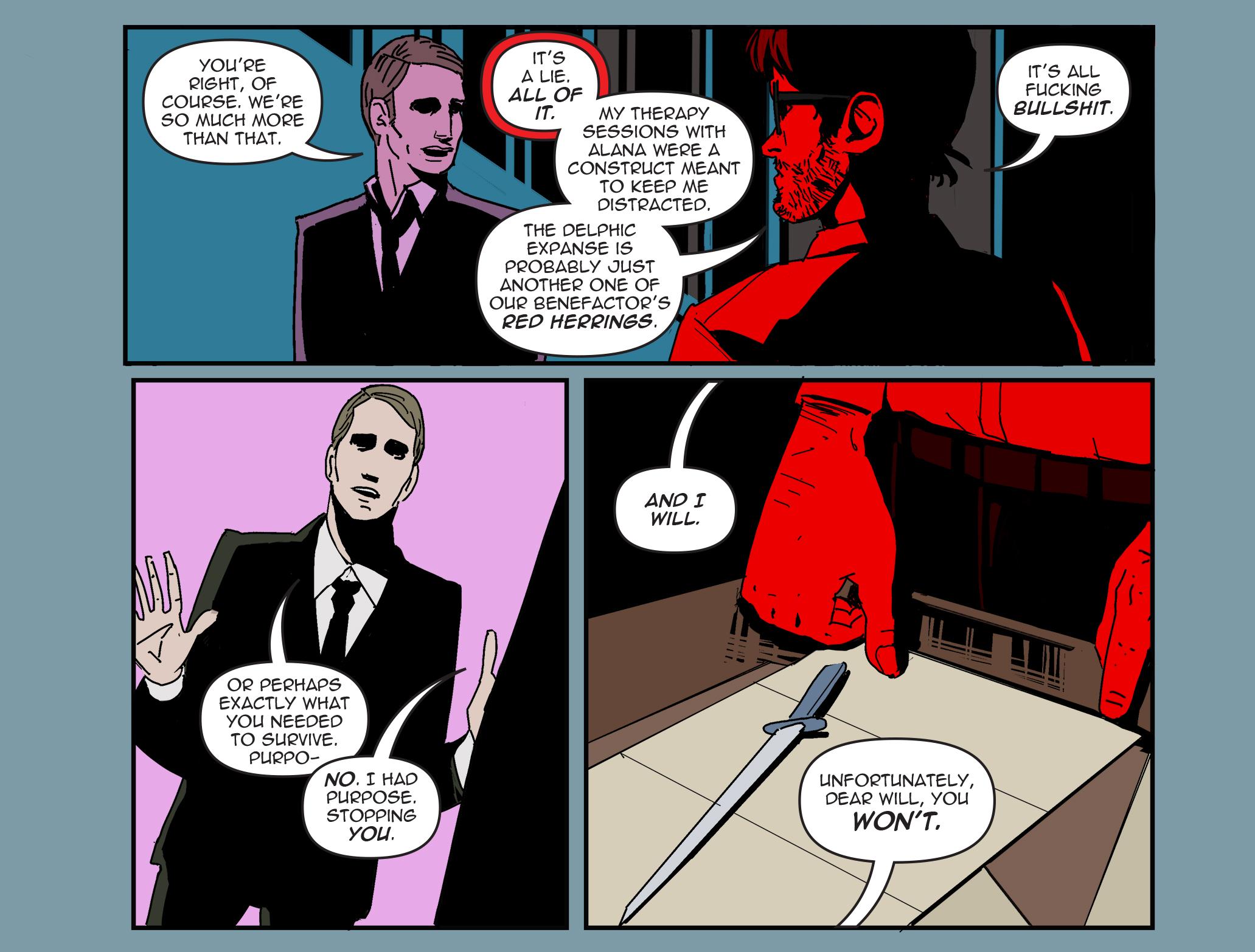 Atonement: Part Six