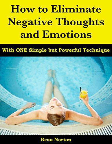 Eliminer la pensée négative