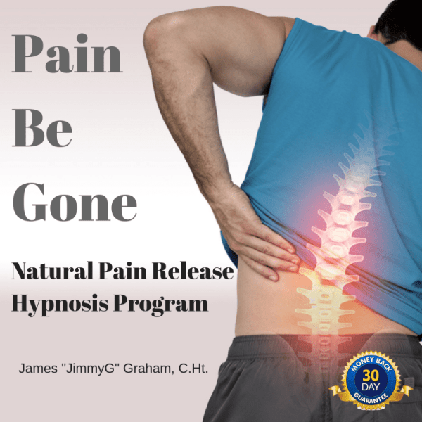 Pain Freedom Release Audio Hypnosis MP3 Program
