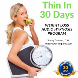 Thin In 30 Days Weight Loss Lose Weight Audio Hypnosis MP3 Program