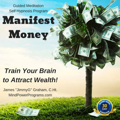 Manifest Money Guided Meditation Self Hypnosis Program mp3