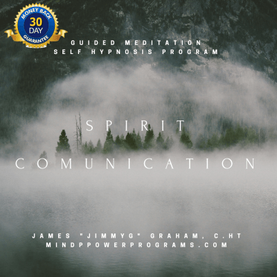 Spirit Communication Guided Meditation Self Hypnosis MP3 Program