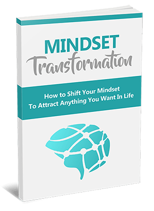 Mindset Transformation self help book