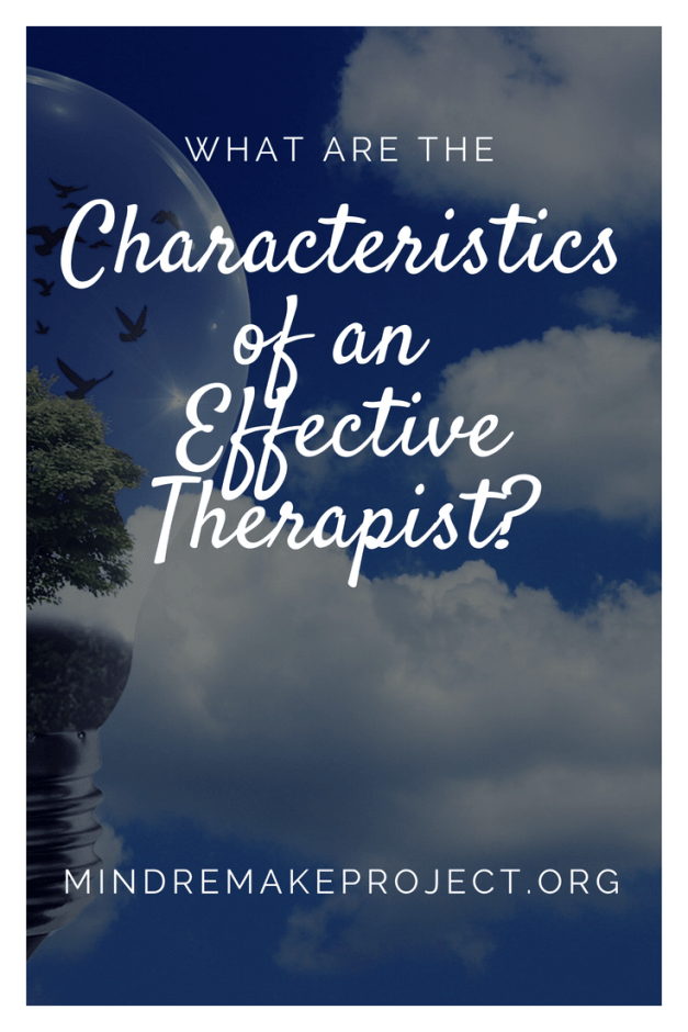 effective therapist