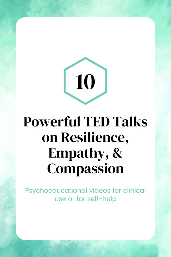 powerful TED Talks