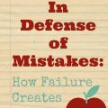 Many of the world's greatest thinkers had numerous failures before they had successes. Teach your students to try creative thinking and to take risks, all for the sake of learning.
