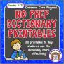 8 Fun Dictionary Activities Minds In Bloom