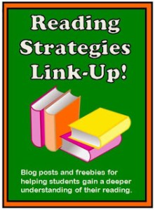 Reading Strategies Link Up!