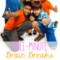 Check out this list of 20 three-minute brain breaks to find fun, new ways to give your students brain breaks during lessons!