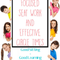 Do you know just how important good sitting is for student learning? Our guest blogger, an occupational therapist, talks about the best ways for students to sit to help their bodies and their minds in this post.