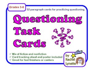 Totally Task Cards Giveaway