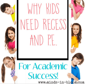 Why Kids Need Recess and PE for Academic Success