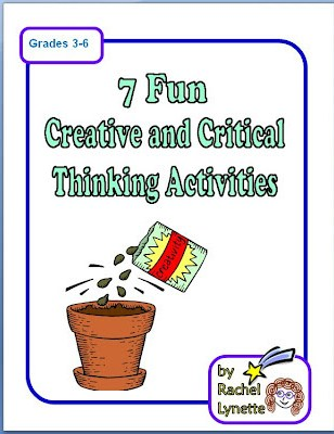 7 Fun and Creative Critical Thinking Activities