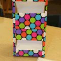 Have you thought of using a flip chute for your task cards? This is a super clever and fun way to use task cards that was shared on Classroom DIY. I'm sharing it on my blog, with permission, and I hope you'll take time to watch the video tutorial about how to make one, because your students will love it!