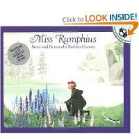 Miss Rumphius by Barbara Cooney