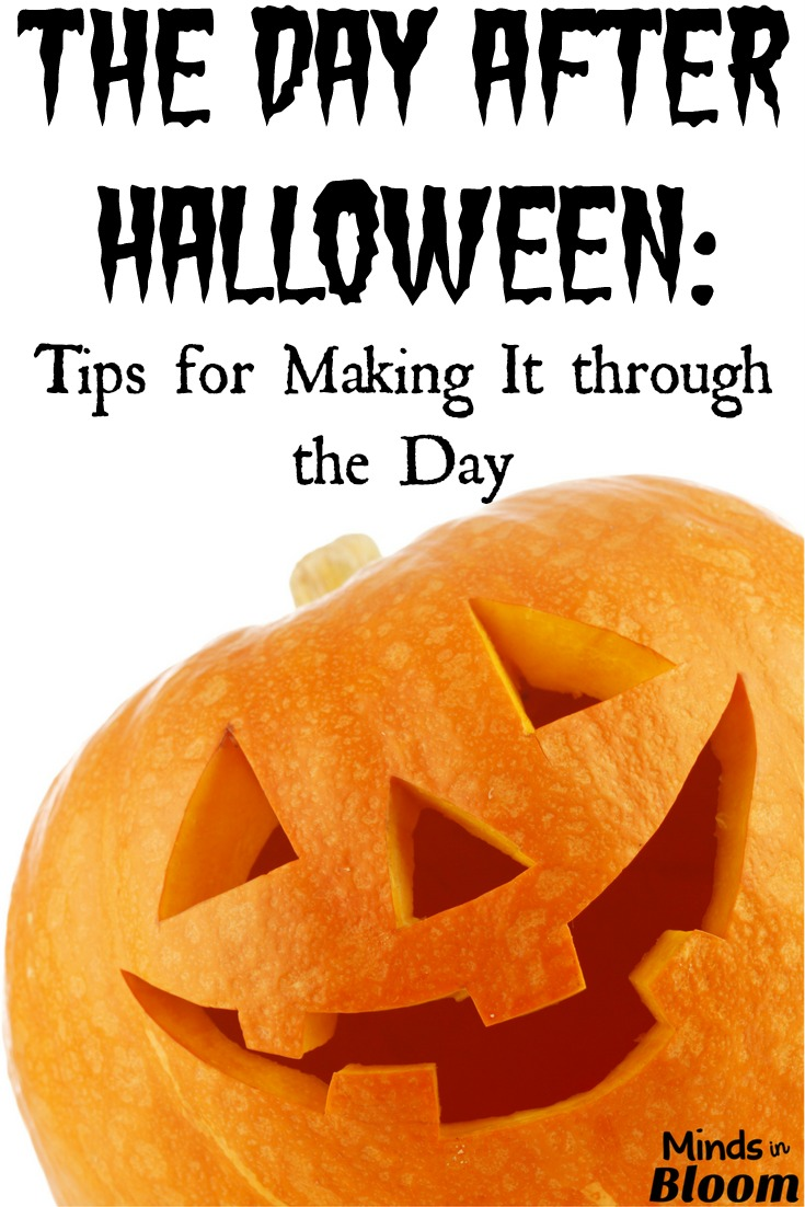 Every teacher dreads Halloween and, maybe even more so, the day AFTER Halloween. This post is full of ideas to help you make it through November 1st and avoid a crazy day!