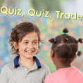 Quiz, Quiz, Trade is a fun kinesthetic game created by Kagan Cooperative Learning. Read more about how to use Rachel Lynette's task cards with Quiz, Quiz, Trade in this post.