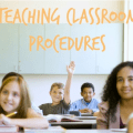 As every teacher knows, the start of the school year is the best time to teach classroom procedures. Read these classroom procedure tips and get free resources like a checklist and task cards for classroom procedures.