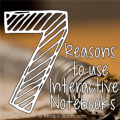 Have you ever used interactive notebooks? If not, read this list of seven reasons why you should use them. We know you'll be convinced to use interactive notebooks after that!