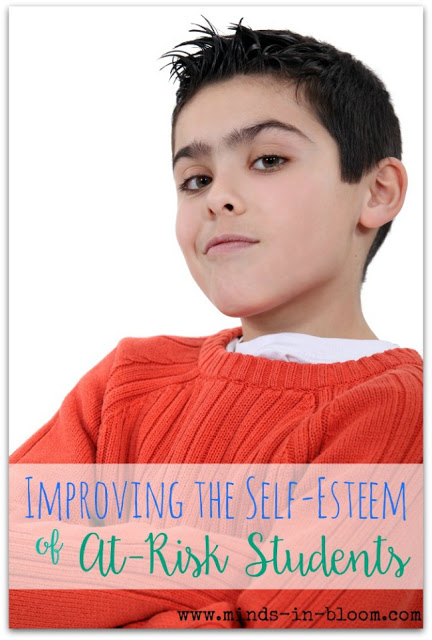 One of the most important tasks for teachers of at-risk students is improving their self-esteem. When at-risk students don't believe in their own potential, they're less likely to be successful. This post outlines eight tips to help teachers foster self-esteem in at-risk students.